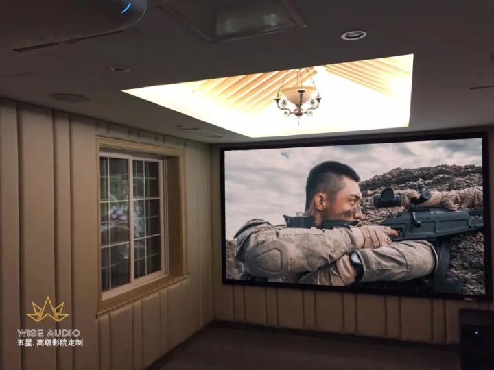 案例|德国CANTON金榜全新LCR系列改造阁楼影音室